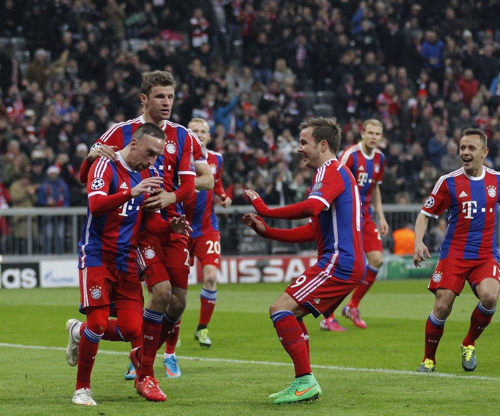 Arsenal – Bayern Munich, Celtic Rangers, FA and PL