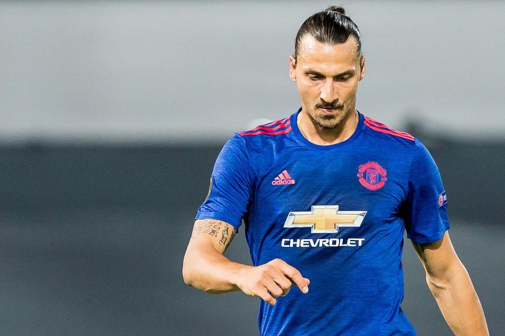 Zlatan är tillbaka!