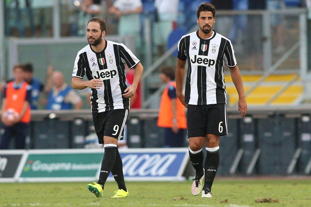 Juventus cupmästare och Kane bjöd på målshow