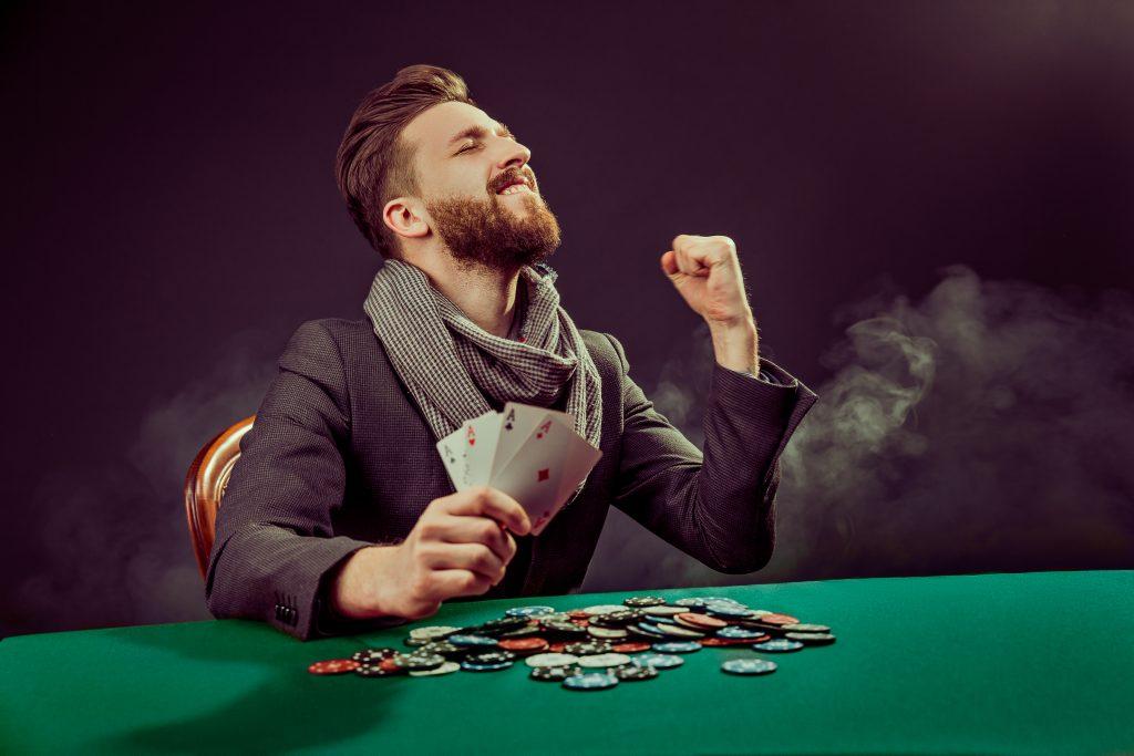 Hyödyllistä pokerisanastoa