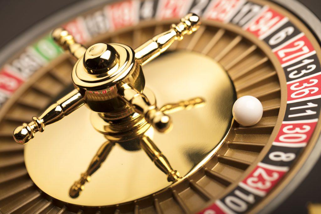 Roulette ordlista