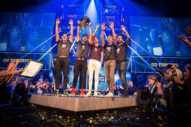 G2 överraskar och vinner – summering av DreamHack Masters 2017