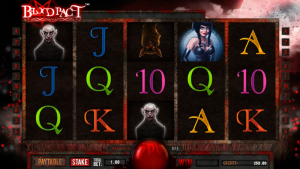 Blood Pact Slot