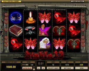 Diablo 13 Slot Game