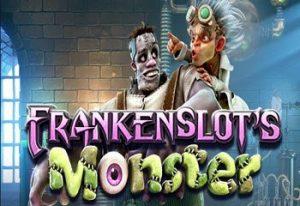 Franken Slots Monster Game Image