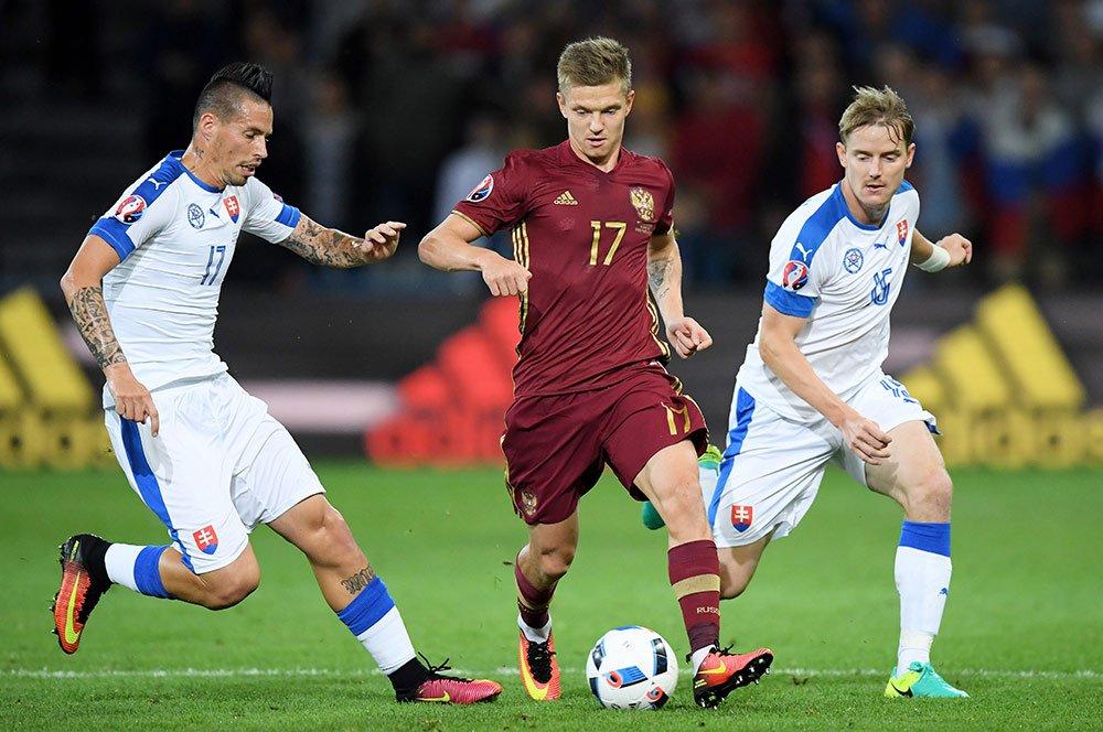Ryssland – 144 miljoner fans, räcker stödet?