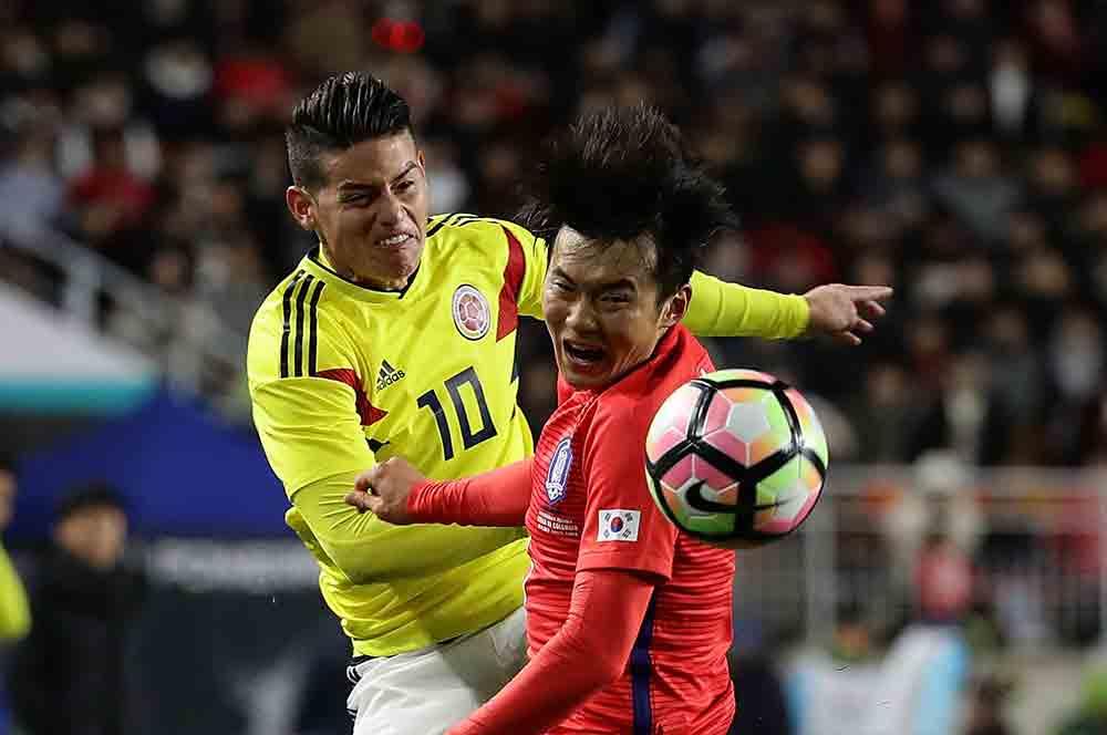 Sydkorea i VM 2018 med Son i spetsen