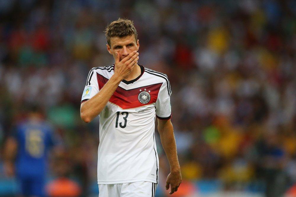 Die Mannschaft – Regerande världsmästarna Tyskland hungrar efter mer