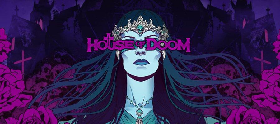 Välkommen till House of Doom!