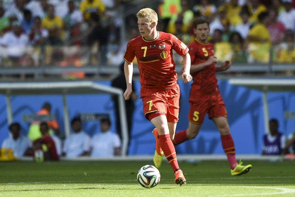 Belgien – en av turneringens favoriter
