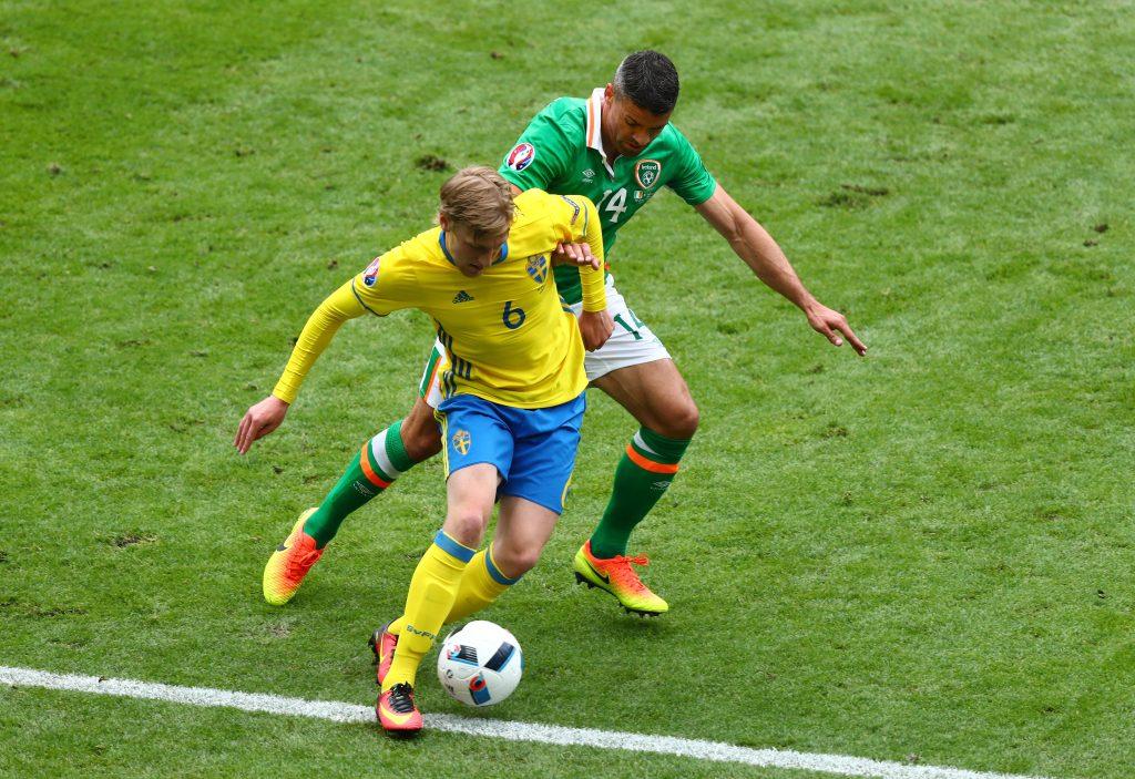 VM-uppladdning med Sverige – Danmark