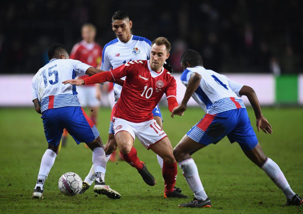 Danmark – Bendtner missar VM 2018!