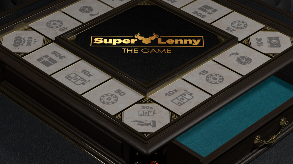 What is SuperLenny: The Game?