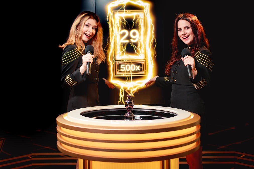 Live Lightning Roulette – Casino Review