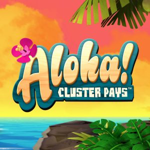 Aloha Cluster Pays online casino game SuperLenny