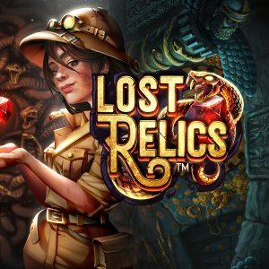 Lost relics casino game