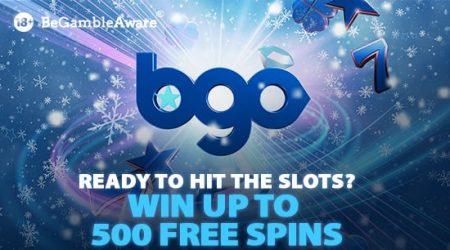 BGO Free Spins Offer