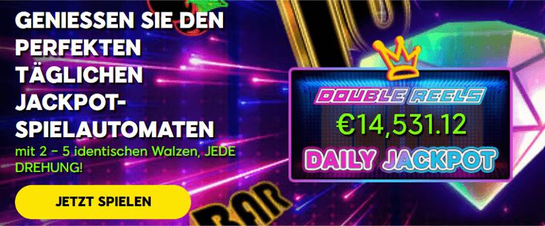 888casino Bonus, Jackpot und Aktionen