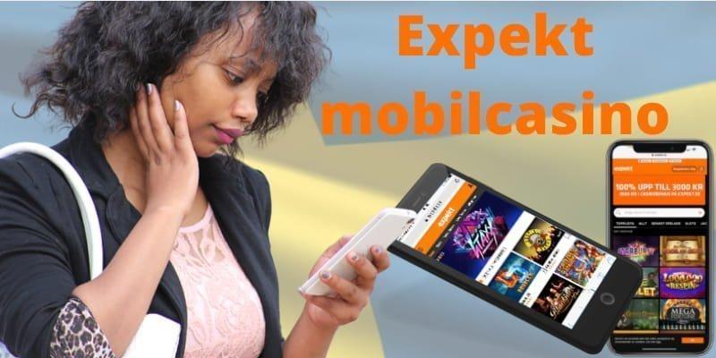 Expekt online casino mobilcasino