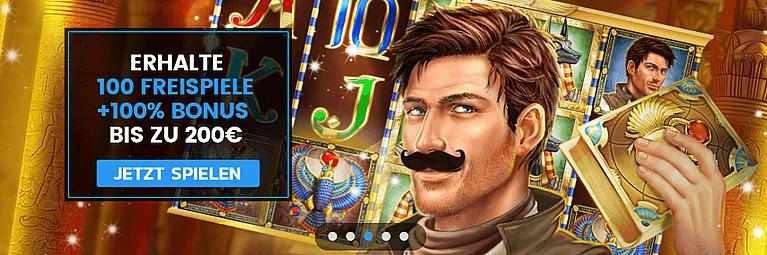 Mr Play Casino Bonus für Neukunden