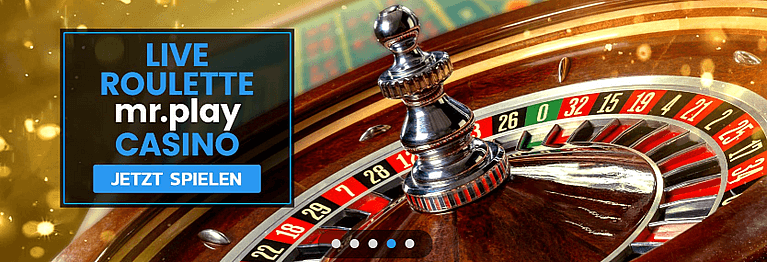 MR Play Live Casino Roulette