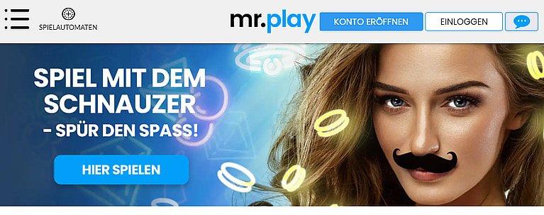 Mr Play Spielautomaten Bonus