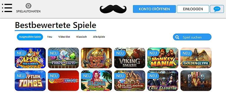 Mr Play Slot Spiele