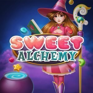Sweet Alchemy Slot Thumbnail Logo