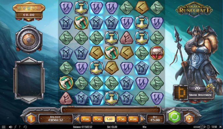Viking Runecraft Spielautomat