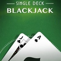 €0.1-€5 Single Deck Blackjack