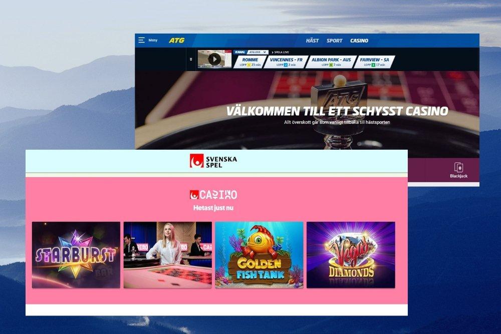 Svenska Spel och ATG tas bort från SVT-text – 2019
