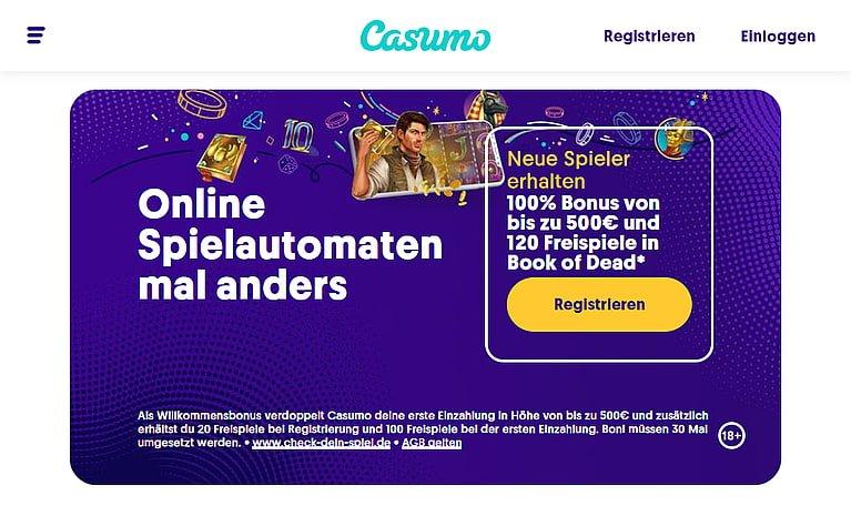 Casumo Bonus Code