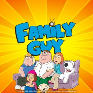 Family Guy Slot Thumbnail Logo