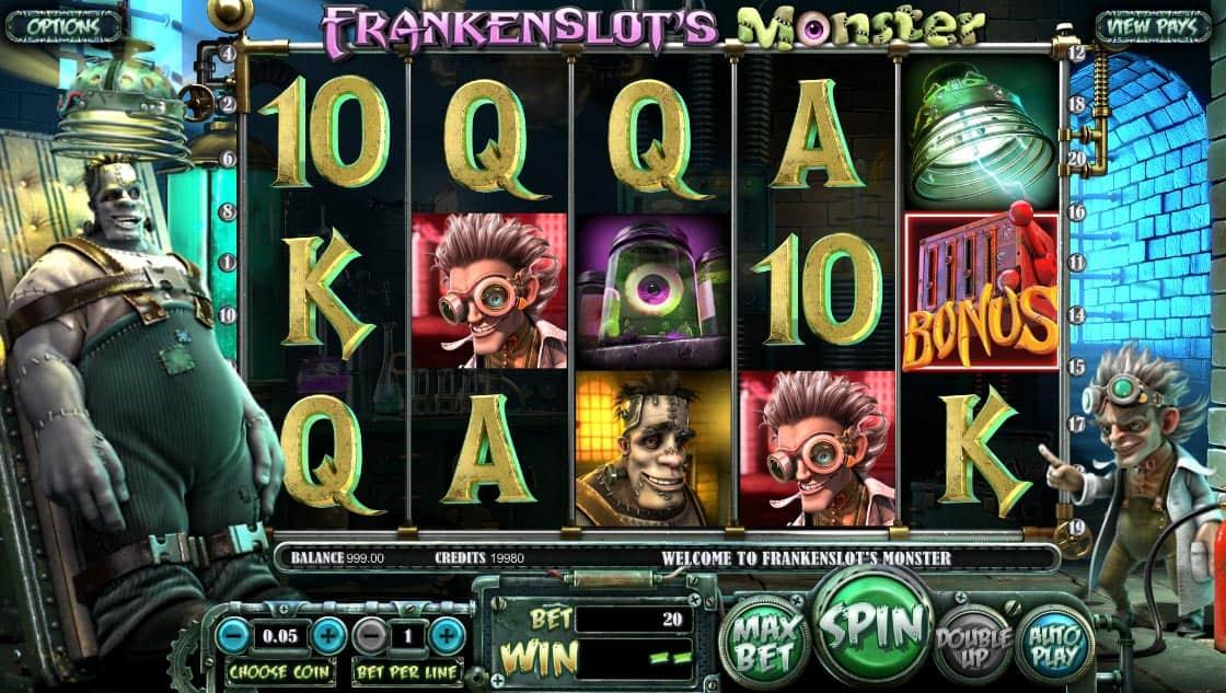 Frankenslots Monster um Echtgeld & Kostenlos spielen