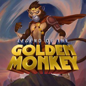 Legend of the Golden Monkey Slot Thumbnail Logo