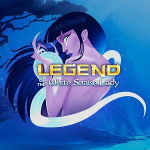 Legend of the White Snake Lady Slot Thumbnail Logo