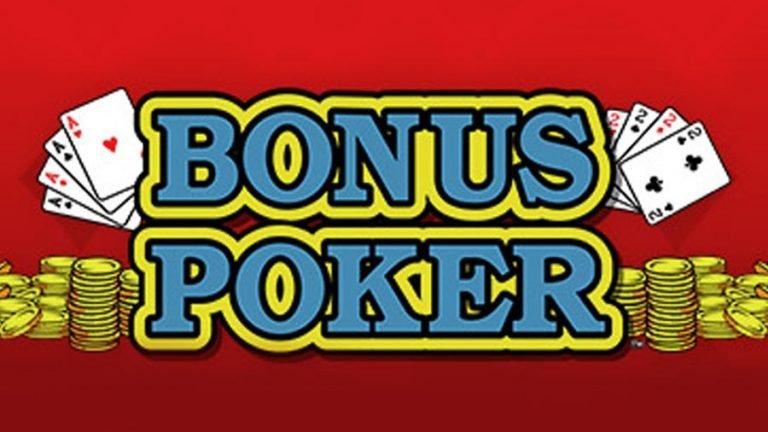 Match Times Pay Bonus Poker