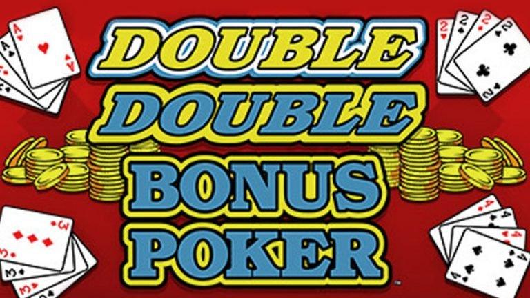 Match Times Pay Double Double Bonus Poker