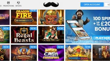 Mr. Play casino games
