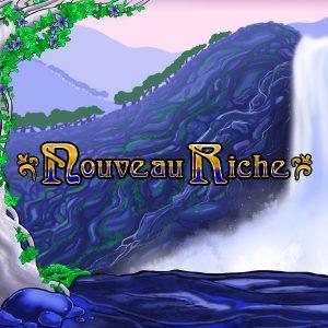 Nouveau Riche online casino game