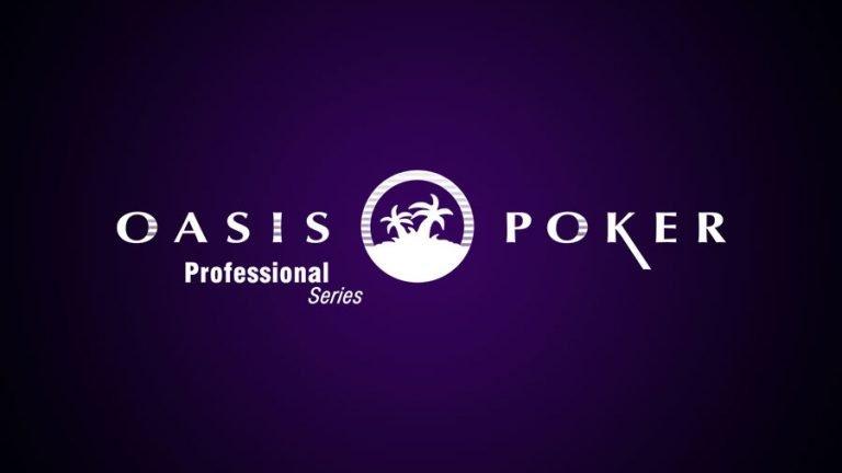 €1-€40 Oasis Poker