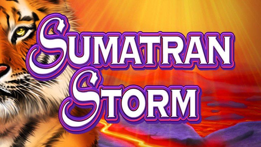 Sumatran Storm um Echtgeld & Kostenlos spielen