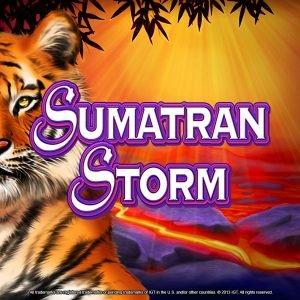 Sumatran Storm online casino game