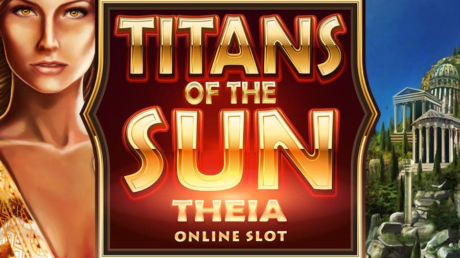 Titans of the Sun – Theia Spielautomat