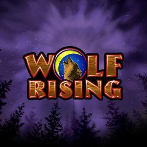 Wolf Rising online casino game