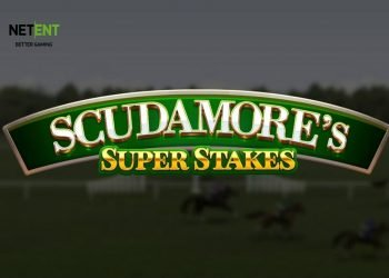 Ny spelautomat NetEnt – Scudamore's Super Stakes