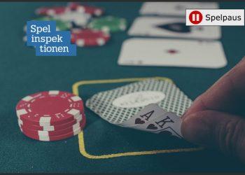 Spelpaus.se avslutar inte din spärr på casino och spel