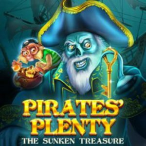 Pirates' Plenty online casino game logo
