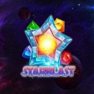 Starblast online casino logo