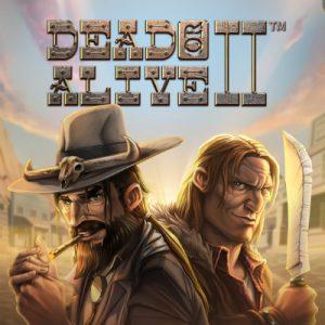 Dead or Alive II slot logo